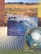 Essentials of Physical Geography 8th edition 9780495110040 0495110043