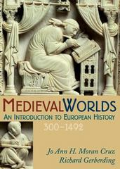 Medieval Worlds 1st edition 9780395560877 039556087X
