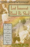 Lest Innocent Blood Be Shed 1st Edition 9780060925178 0060925175