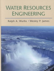 Water Resources Engineering 1st Edition 9780130812933 0130812935