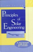 Principles of Solar Engineering, Second Edition 2nd edition 9781560327141 1560327146