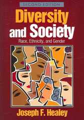 Diversity and Society 2nd edition 9781412940672 1412940672