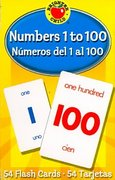 Numbers 1 to 100 (Numeros del 1 al 100) 0 9780769647999 0769647995