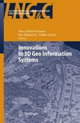 Innovations in 3D Geo Information Systems 1st edition 9783540369974 354036997X