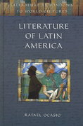 Literature of Latin America 0 9780313320019 0313320012