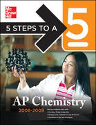 5 Steps to a 5 AP Chemistry 2nd edition 9780071488556 0071488553