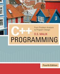 C++ Programming 4th edition 9781423902096 1423902092
