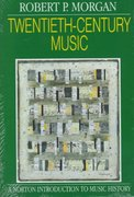 Twentieth-Century Music 1st Edition 9780393952728 039395272X