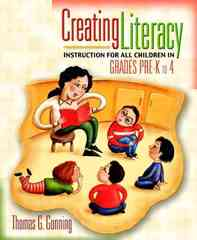 Creating Literacy Instruction for All Children in Grades Pre-K to 4 1st edition 9780205356836 0205356834