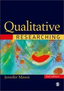 Qualitative Researching 2nd Edition 9780761974284 0761974288