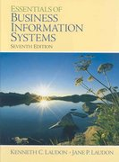 Essentials of Business Information Systems 7th edition 9780132241625 0132241625