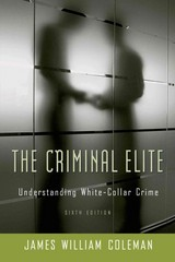 The Criminal Elite 6th edition 9780716787341 0716787342