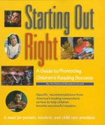 Starting Out Right 1st Edition 9780309064101 0309064104