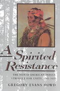 A Spirited Resistance 1st Edition 9780801846090 0801846099