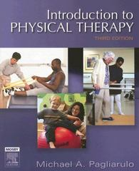 Introduction to Physical Therapy 3rd edition 9780323032841 0323032842