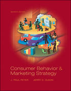 Consumer Behavior 7th edition 9780072864878 0072864877