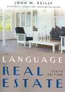 Language of Real Estate 6th edition 9781419524790 1419524798
