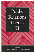 Public Relations Theory II 1st Edition 9780203873397 0203873394