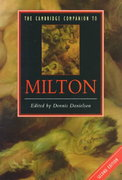 The Cambridge Companion to Milton 2nd Edition 9780521655439 0521655439