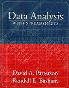 Data Analysis with Spreadsheets (with CD-ROM) 1st edition 9780205407514 020540751X