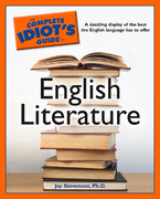 The Complete Idiot's Guide to English Literature 0 9781592576562 1592576567