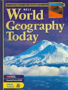 World Geography Today 5th Edition 9780030509681 0030509688