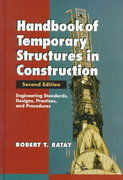 Handbook of Temporary Structures in Construction 2nd edition 9780070512610 0070512612