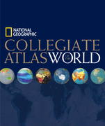 National Geographic Collegiate Atlas of the World 0 9780792236627 0792236629