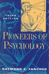 Pioneers of Psychology 3rd edition 9780393969948 0393969940