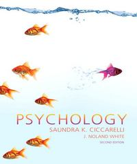 Psychology 2nd edition 9780136004288 0136004288