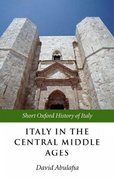 Italy in the Central Middle Ages 1st Edition 9780199247042 0199247048
