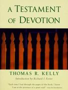 A Testament of Devotion 0 9780060643614 0060643617