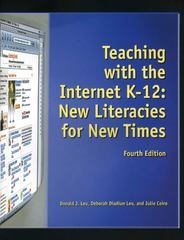 Teaching with the Internet K-12 4th Edition 9781929024773 1929024770