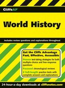 CliffsAP World History 1st edition 9780764596315 0764596314