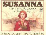 Susanna of the Alamo 1st Edition 9780152005955 0152005951