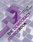 The Democracy Sourcebook 1st Edition 9780262541473 0262541475