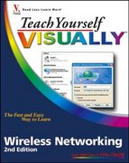 Teach Yourself VISUALLY Wireless Networking 2nd edition 9780470072691 0470072695