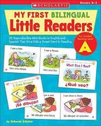 25 Reproducible Mini-Books in English and Spanish That Give Kids a Great Start in Reading 0 9780439700696 0439700698