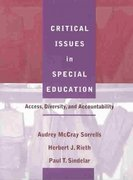 Critical Issues in Special Education 1st edition 9780205340224 0205340229