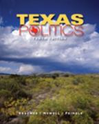 Texas Politics 10th edition 9780495501138 0495501131