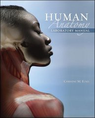 Human Anatomy Lab Manual to Accompany Human Anatomy by McKinley 1st edition 9780072863130 0072863137