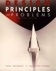 Design Principles and Problems 2nd edition 9780155016156 0155016156