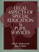 Legal Aspects of Special Education and Pupil Services 1st edition 9780205137770 0205137776