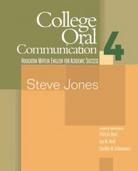 College Oral Communication 4 1st Edition 9780618230198 061823019X