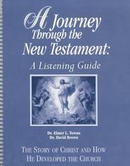 A Journey Through the New Testament 3rd edition 9780155131392 0155131397