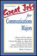 Great Jobs for Communications Majors 2nd Edition 9780658017650 0658017659