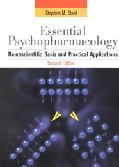 Stahl's Essential Psychopharmacology 2nd edition 9780521646154 0521646154
