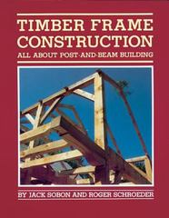 Timber Frame Construction 0 9780882663654 0882663658