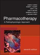 Pharmacotherapy: A Pathophysiologic Approach 7th edition 9780071478991 007147899X