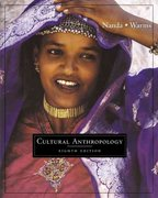 Cultural Anthropology (with CD-ROM and InfoTrac) 8th edition 9780534614799 0534614795